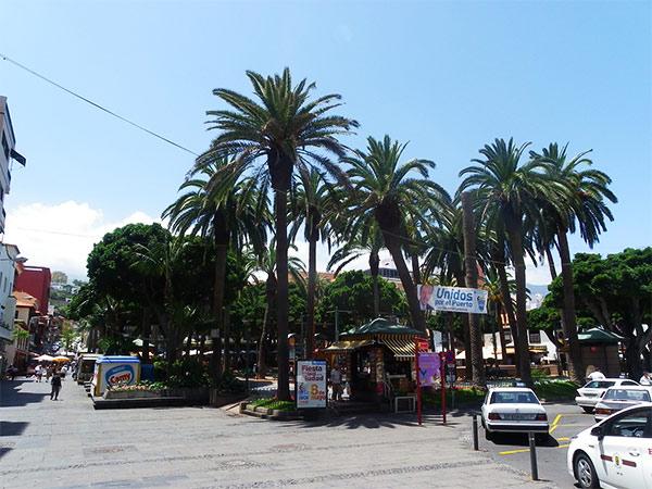 plaza del charco Viaje por el Puerto de la Cruz (Parte 2)