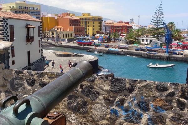 puerto de la cruz Saludos desde Puerto de la Cruz – Viaje por el norte de Tenerife