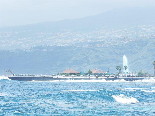 vista desde puerto de la cruz Viaje por el Puerto de la Cruz (Parte 2)