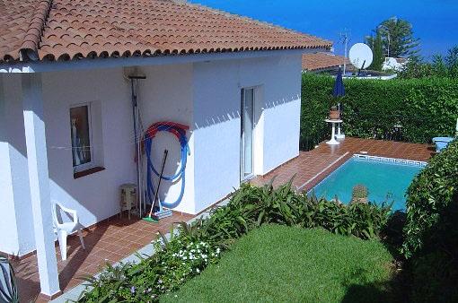 Villa en La Orotava con piscina y jardin privados