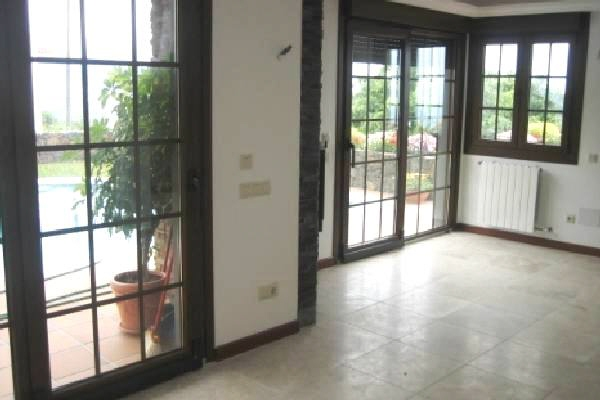 Alternativa: Salón con salida a la terraza