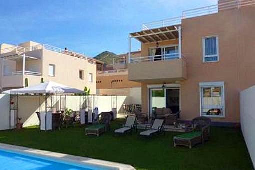 Casa en Madronal de Fañabe