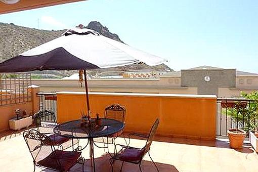 Apartamento en Torviscas