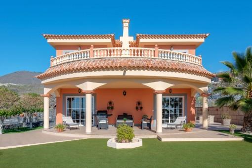 Villa en Tejina