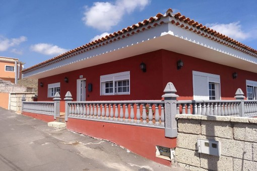 Villa en Charco del Pino