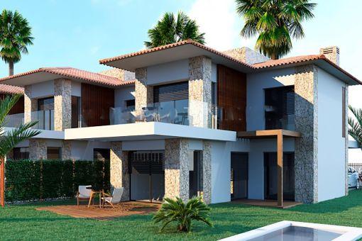 Villa en Golf del Sur