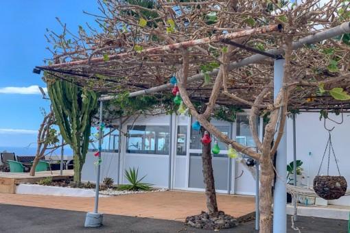 Casa de campo con vistas al mar en una ubicación privilegiada entre Playa San Juan y Guía de Isora