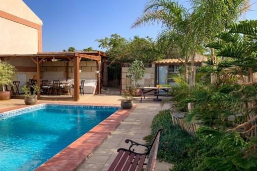 Casa en Playa Paraíso