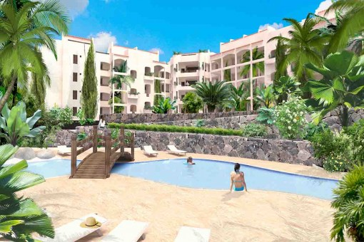 Apartamento en Palm Mar