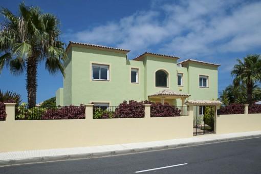 Villa en Playa Paraíso para vender