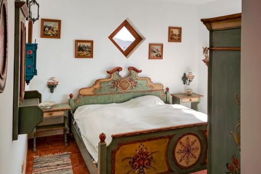 Espacioso dormitorio