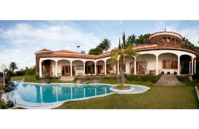 Villa de lujo con la vista única al Teide y...