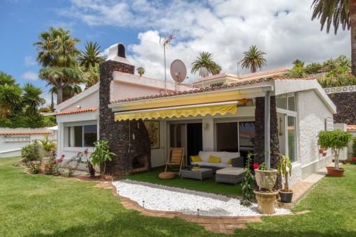 Bonita casa en zona tranquila de La Victoria