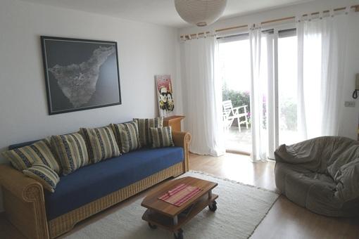 Otro cuarto para invitados con terraza propia