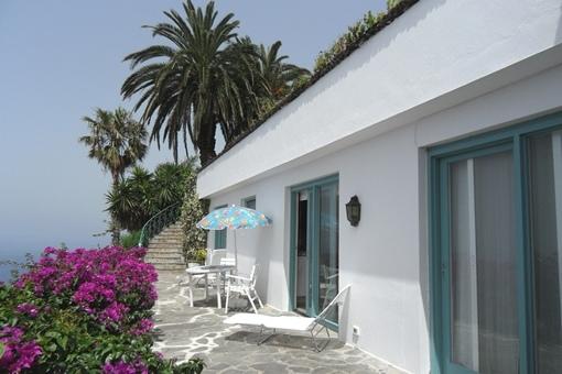 Apartamento de invitados con vistas a la costa del Atlántico