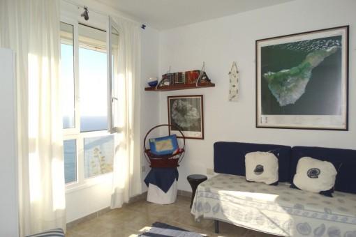 Una de las otras habitaciones