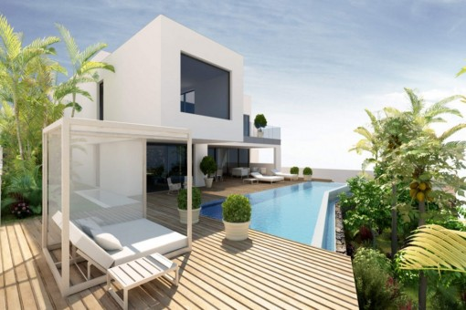 Villa en Mesa del Mar