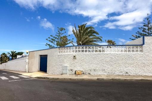 Villa en El Poris de Abona