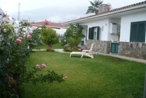Villa con jardín en una tranquila zona residencial de La Orotava