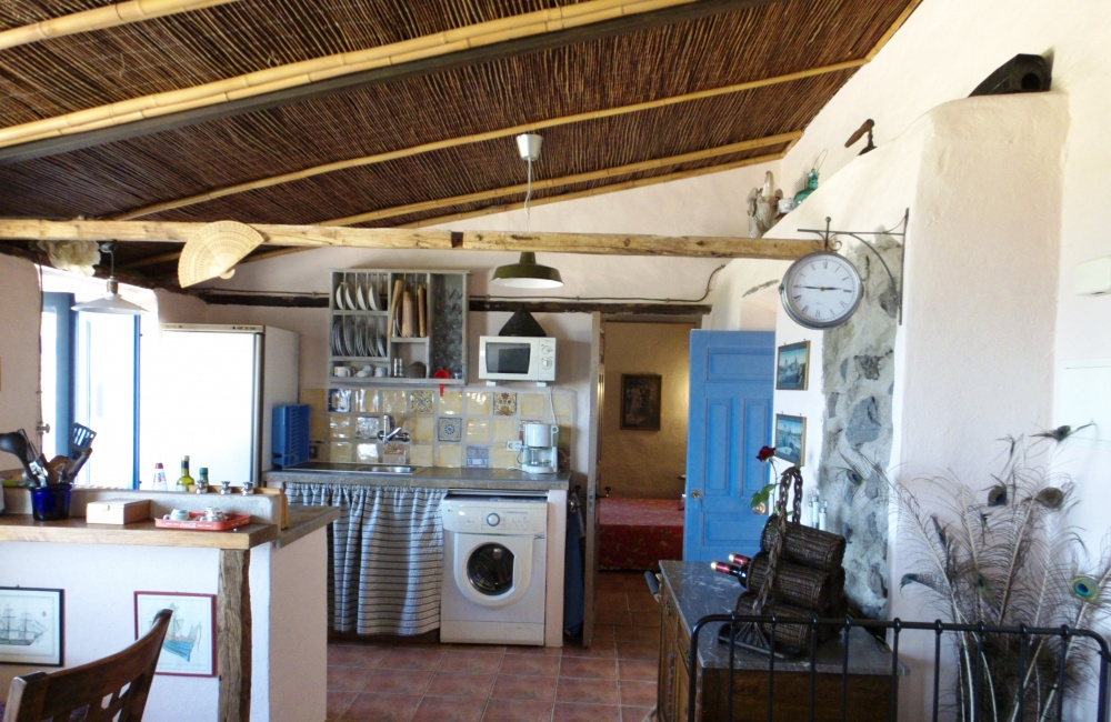 Cucina apartamento 1