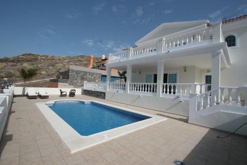 Villa en Torviscas