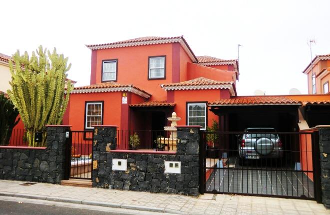 Villa en Tegueste