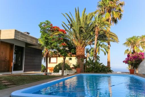 Villa en Candelaria