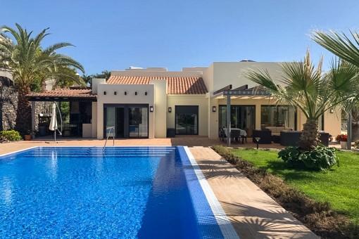 Villa en Playa de Santiago