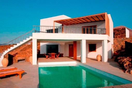Villa en Las Breñas