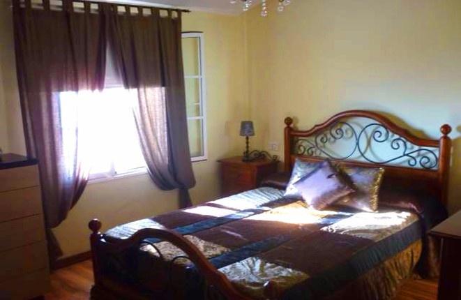 Una de las muchas habitaciones