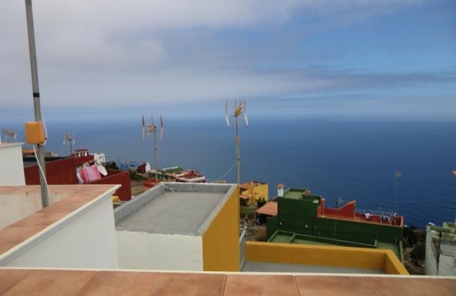 Hermosas vistas del Océano Atlántico