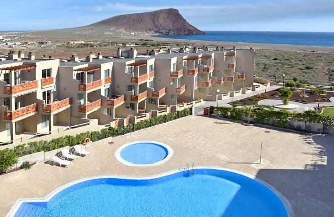 Apartamento en La Tejita