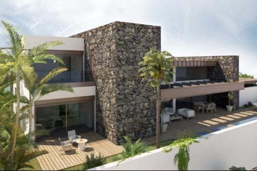 Villa elegante y de alta calidad
