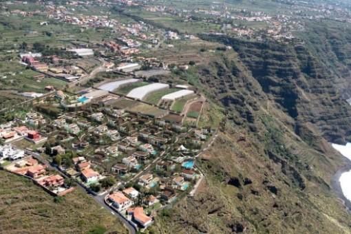 Parcela en Tenerife para una lujosa villa en el Atlántico