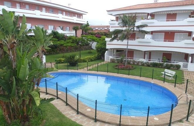 Apartamento en La Paz-Puerto de la Cruz